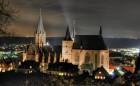 Die Katharinenkirche in Oppenheim von der Nordseite.