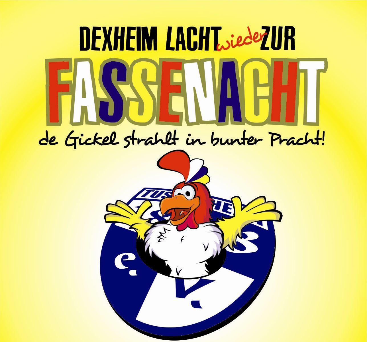 TUS Dexheim feiert Fastnacht.