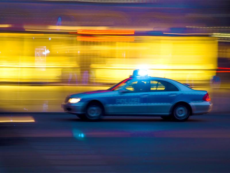 Polizei stoppt mehrere besoffene Trucker und einen Möchtegern-Rennfahrer