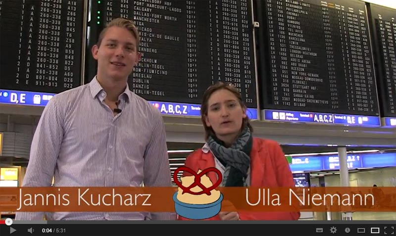 Spundekäsblatt Video erklärt: Was fliegt denn da?