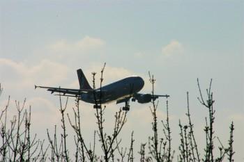 Hemmungsloser Ausbau des Luftverkehrs geplant.