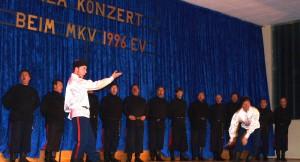 Don Kosaken Chor Serge Jaroff wieder in Mommenheim