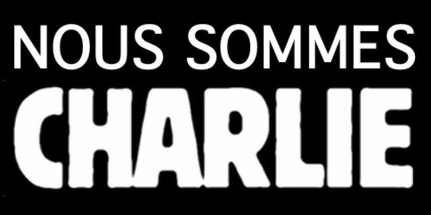 Nous sommes Charlie – Wir sind Charlie! jesuischarlie