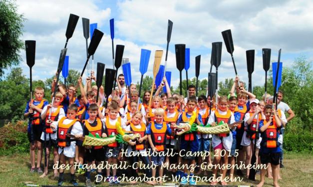 Mainz: Handball-Camp 2015